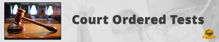 court ordered drug tests