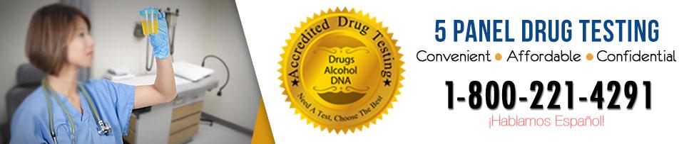 5 Panel Drug Test Oklahoma