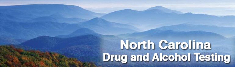 North Carolina Drug Testing centers