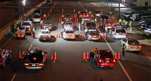 Winnipeg drivers asked to voluntarily submit DNA sample for drug testing at check point